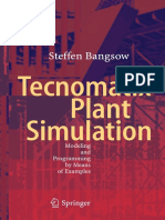 Preview Steffen Bangsow Auth. Tecnomatix Plant Simulation Modeling and Programming by Means of Examples