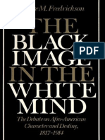 George M. Fredrickson - The Black Image in the White Mind_ the Debate on Afro-American Character and Destiny, 1817-1914 -Wesleyan University Press (1987)