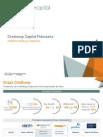 Presentación Credicorp Capital Fiduciaria - Inmobiliaria Corta