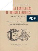 Genealogia germânica
