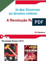 Cap - 3 Slide de Revolução Russa