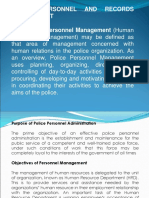 342766564 Police Personnel Records Management Ppt