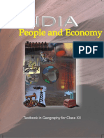 12th Social-geography-India People and Economy