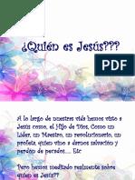 Quien es Jesus-NORIDA ZAPATA.ppt