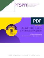 guia 16 dias de activismo contra la vg-2019