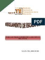 reglamento