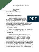 146179482-Cateheza-Despre-Sfanta-Traditie.doc