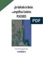 Ecologia de Bacias Hidrográficas Costeiras