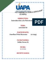 TAREA III INTRODUCCION A LA PSICOTERAPIA.docx