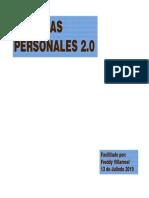 Finanzas Personales 2.0