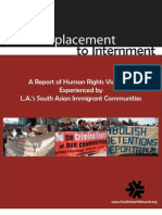 SAN - Human Rights Report