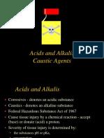d Acids and Alkalis