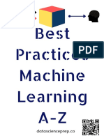 Best Practices of Machine Learning Open Source