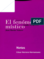 El Fenómeno Místico Juan María Velasco