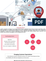Logistics Disruption
