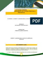 Unidad 1. Fundamentación de Circuitos Eléctricos y Electrónicos