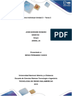 Formato Informe Individual John Edward Rosero Tarea#2