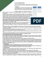 resumen módulo 1 - marco legal de las organizaciones