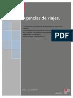 Trabajo de Investigación Agencias de Viajes en Argentina