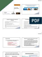 Taller y Asistencia Tecnica en Regulaciones, Etiquetado y Rotulado Para El Mercado de Canadá - Sector Alimentos en Lima