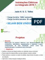 Introdução a Projetos Elétricos