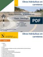 HidraulicaCaminos ResumenPPT Avance