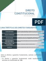 Direito Constitucional - Turma Bombeiros - D. Fundamentais_justiça Militar_tribunais Dos Estados_segurança Pública_defesa Do Estado