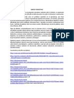 marco conceptual  - la dislexia