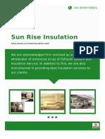 Sun Rise Insulation