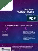 Principio de conservación de la energía mecánica.pptx