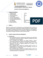 TOXICOLOGIA AMBIENTAL-ISST