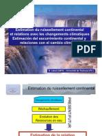 Hidrología en la Amazonía