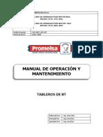 Manual de Operacion y Mantenimiento-224.186-224.187