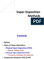 Lecture3 CVD Process