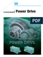 Helical Power Drive 2014