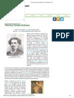 Francisco Linares Alcántara - Venezuela Tuya