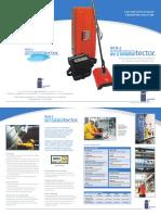 Especificaciones técnicas del hydrotector