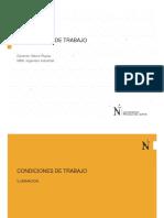 PDF Condiciones de Trabajo UPN
