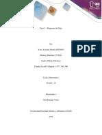 Paso 5. Diagrama de Flujo