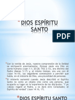Dios Espiritu  Santo.pptx