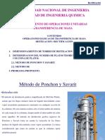 Conferencia_1.2.6 _Ponchon y Savarit