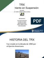 Trx Exposicion Grupal