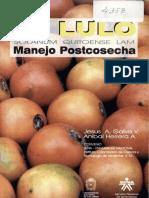 Lulo Manejo Postcosecha