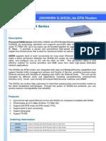 5200N G.shdsl.bis EFM Router Series_04192016