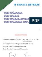 Slides - Análise de Sinais e Sistemas
