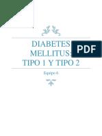 Equipo 6-Diabetes Mellitus