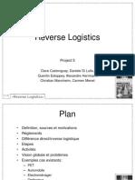Reverse Logistics- Oral PresentationV8