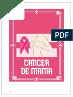 Equipo 3  Cancer de Mama