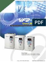 VFD VE User Manual