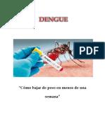 Equipo 7 Trabajo Colaborativo Dengue